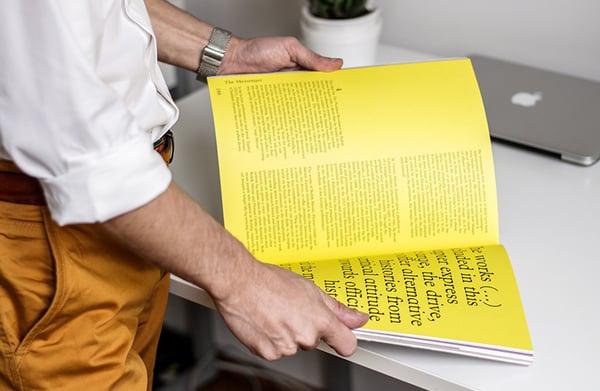 Print et Digital - stratégie B2B Gagnante
