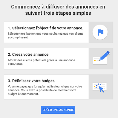 annonces Google My Business